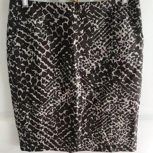 Loft Pencil Skirt, 4, NWT